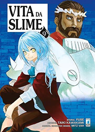 9788822615237: Vita da slime (Vol. 9)
