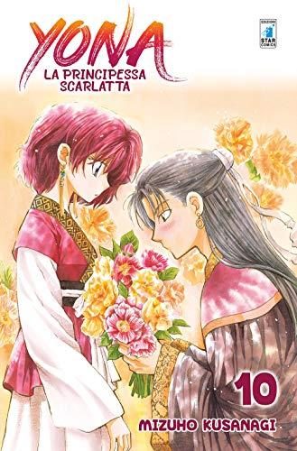 9788822615756: Yona la principessa scarlatta (Vol. 10)