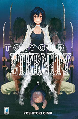 9788822616203: To your eternity (Vol. 5)