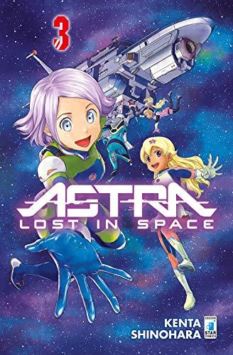 9788822616777: Astra. Lost in space: 3