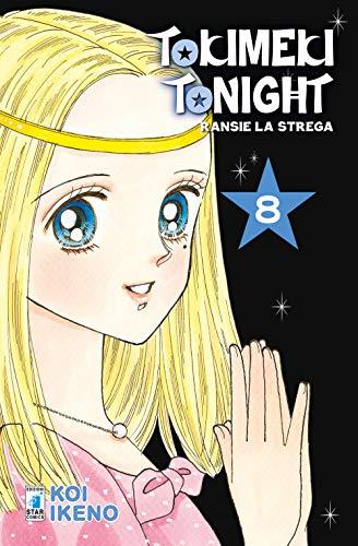 9788822619365: Ransie la strega. Tokimeki tonight (Vol. 8)