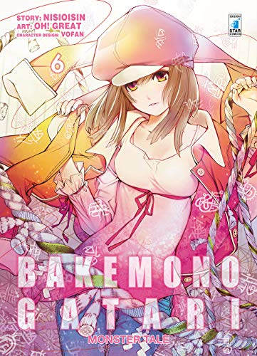 9788822619815: Bakemonogatari. Monster tale: 6