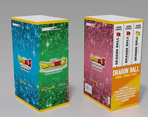 9788822620736: Dragon ball. Anime comics pack
