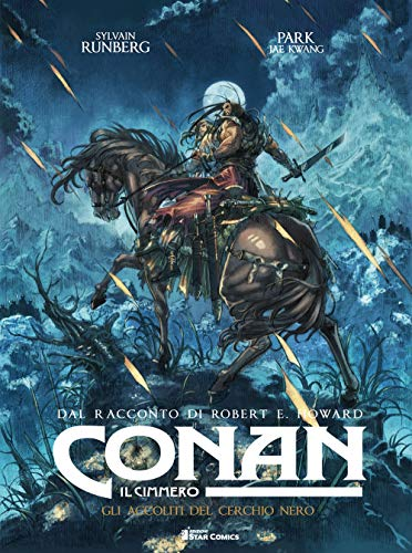 9788822621498: Conan il cimmero. Gli accoliti del cerchio nero (Vol. 9)
