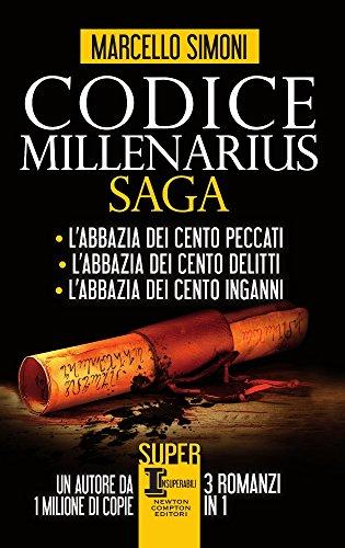 Codice Millenarius saga: L'abbazia dei cento peccati-L'abbazia: Marcello Simoni