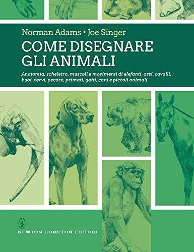 9788822710352: Come disegnare gli animali. Ediz. illustrata