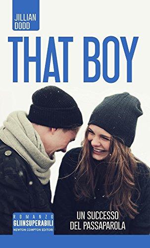 That boy (Hardback): Jillian Dodd
