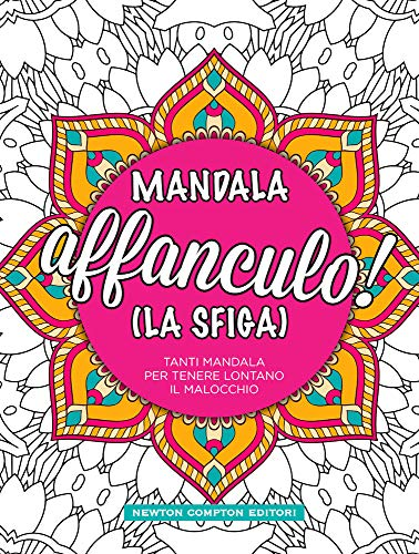 9788822730206: Mandala affanculo! (La sfiga)