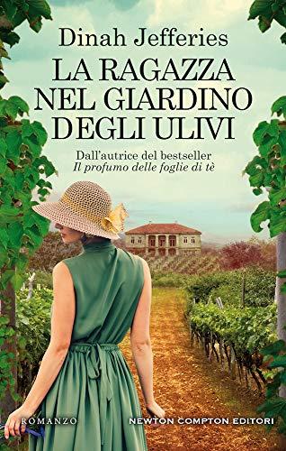 9788822740472: La ragazza nel giardino degli ulivi