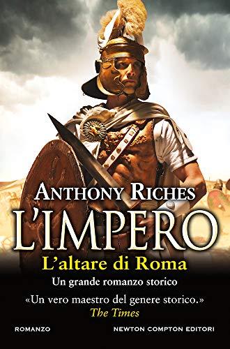 9788822740588: L'altare di Roma. L'impero