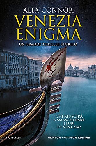 9788822749307: Venezia enigma. I lupi di Venezia