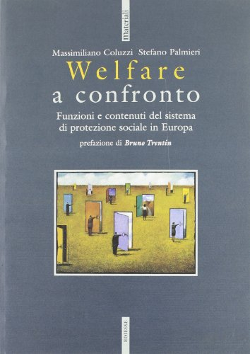 9788823004108: Welfare a confronto