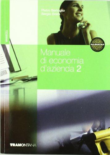 9788823307544: Manuale di economia d'azienda. Per gli Ist. professionali per i servizi commerciali: 2
