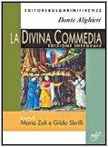 9788823423749: La Divina Commedia. Ediz. integrale