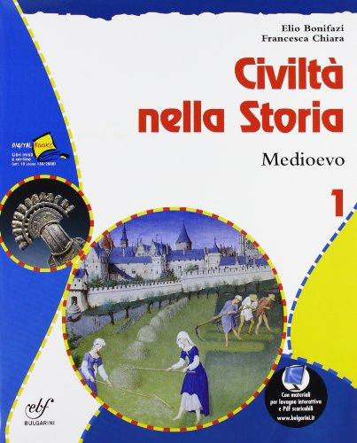 9788823428966: Civiltà nella storia. Volume 1 + Le regole dello stare insieme + Il mondo antico (espansione online). Per la Scuola media