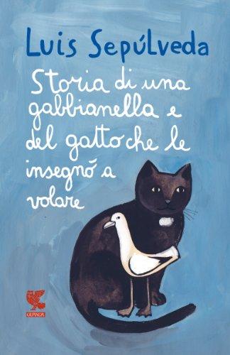 9788823503342: Storia di una gabbianella e del gatto che le insegnò a volare