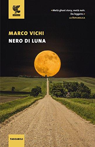 9788823514263: Nero di luna (Tascabili Guanda. Narrativa)