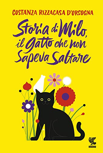 9788823522091: Storia di Milo, il gatto che non sapeva saltare