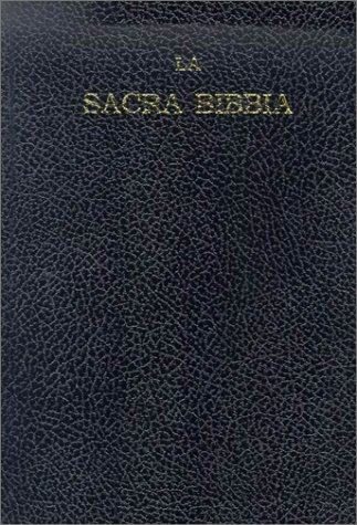 La Sacra Bibbia (9788823710405) by American Bible Society