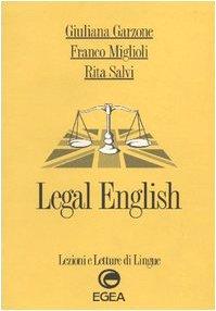 9788823803107: Legal english