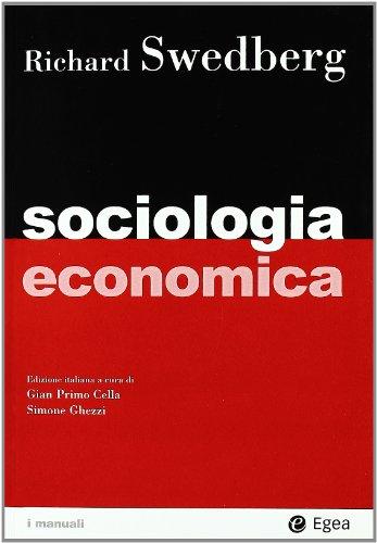 9788823820500: Sociologia economica