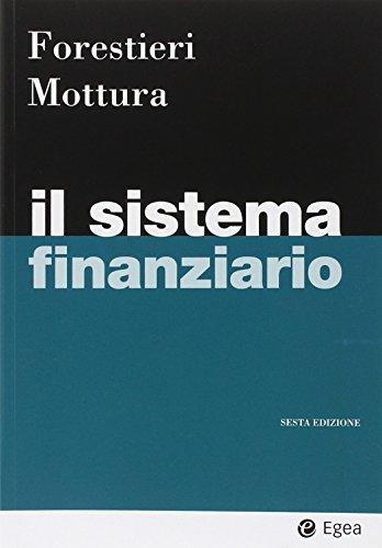 9788823821699: Il sistema finanziario