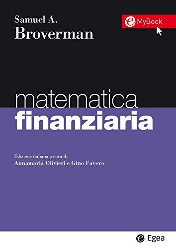 9788823822627: Matematica finanziaria. Con Contenuto digitale per download e accesso on line