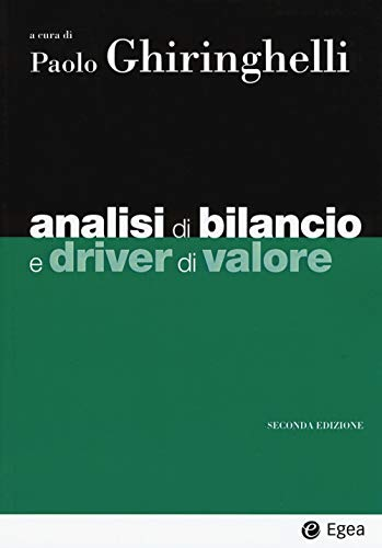 9788823822825: Analisi di bilancio e driver di valore
