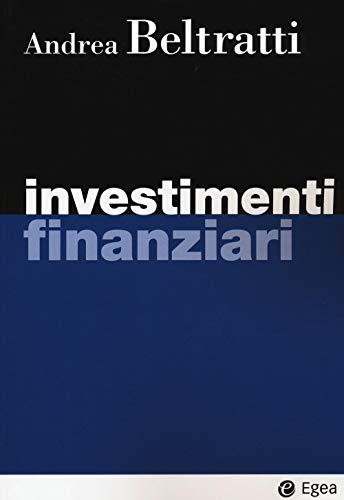 9788823822894: Investimenti finanziari