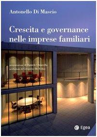 9788823831834: Crescita e governance nelle imprese familiari