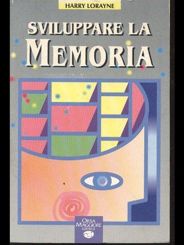 9788823904392: SVILUPPARE LA MEMORIA