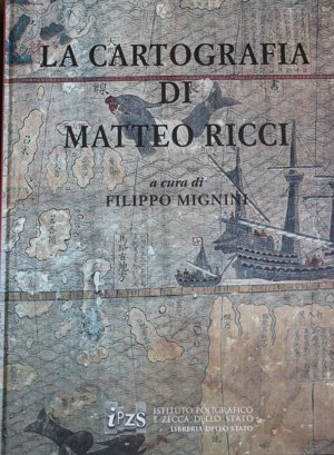 La cartografia di Matteo Ricci :