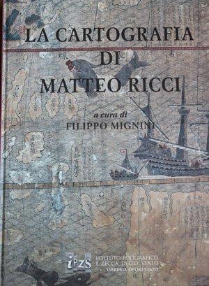 9788824010672: La cartografia di Matteo Ricci
