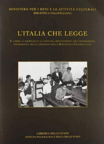 L Italia che legge. Il libro, il: Alberto Manodori Sagredo