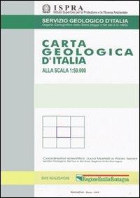 9788824029483: Carta geologica 1:50.000 F° 258-271. San Remo