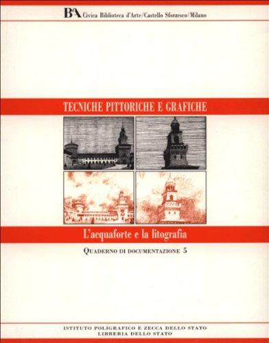 L' Acquaforte e la Litografia: Petrantoni, Michele
