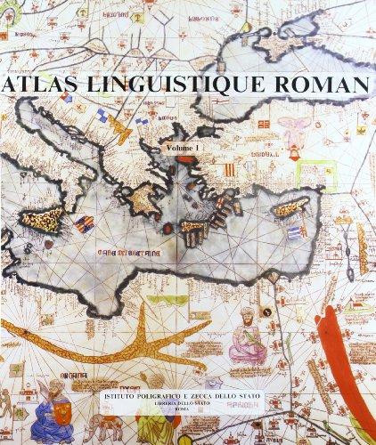 9788824038706: Atlas linguistique roman: 1 (Atlanti linguistici)