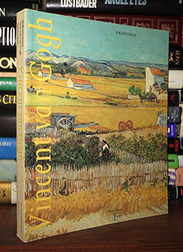 vincent van gogh paintings w foreword by the queen of the netherlands and a bibliography