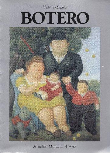 9788824200998: Botero. Dipinti Sculture Disegni