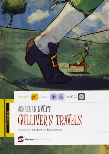 9788824432412: Gulliver's travels. Con espansione online. Con CD-ROM