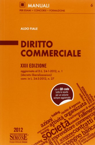Diritto commerciale Fiale, Aldo: Diritto commerciale Fiale,