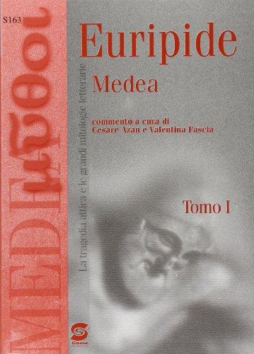 9788824495424: Medea. Il mito di Medea tra antichi e moderni. Per i Licei e gli Ist. Magistrali
