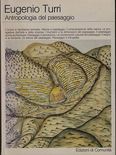 9788824500036: Antropologia del paesaggio