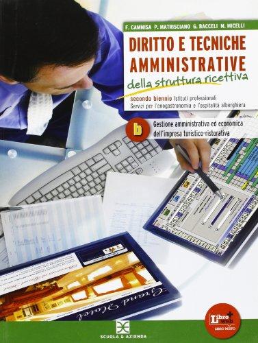 9788824738958: Diritto e tecniche amministrative della struttura ricettiva. Per le Scuole superiori. Con espansione online: 2