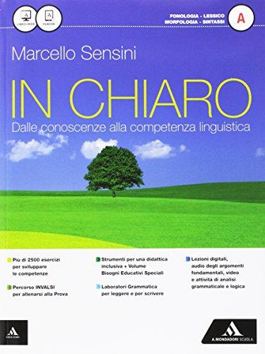 9788824744294: In chiaro. Vol. A-Quaderno operativo. Per la Scuola media. Con e-book. Con espansione online
