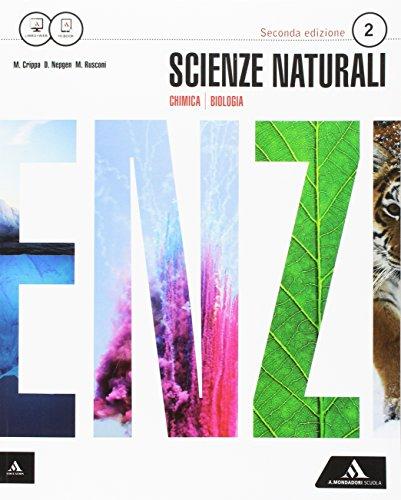 9788824745178: Scienze naturali. Per i Licei. Con e-book. Con espansione online: 2