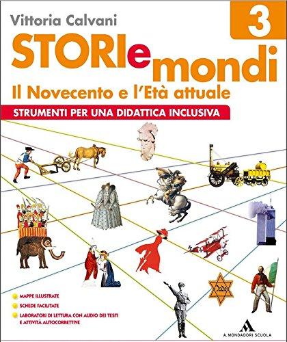 9788824746847: Storiemondi. Strumenti per una didattica inclusiva. Per la Scuola media. Con e-book. Con espansione online: 3