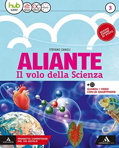 9788824768290: Aliante. Con Me book. Per la Scuola media. Con e-book. Con espansione online: 3