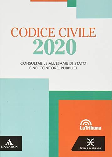 9788824784405: Codice civile 2020. Per gli Ist. tecnici e professionali. Con espansione online