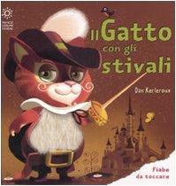 9788824804165: Il gatto con gli stivali. Ediz. illustrata